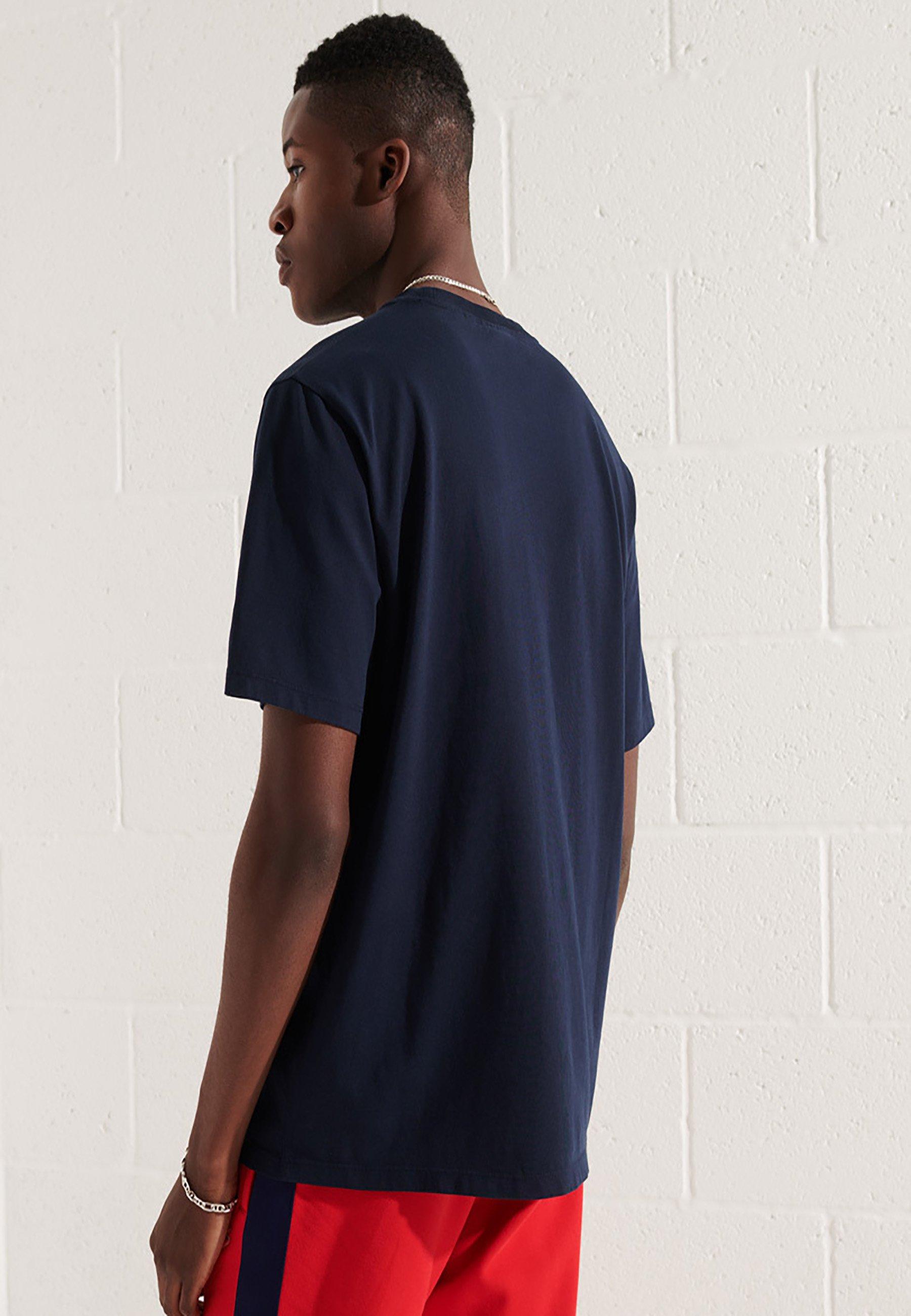 Men CODE ESSENTIAL - Basic T-shirt