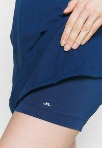J.LINDEBERG - JASMIN GOLF DRESS 2-IN-1 - Sports dress - midnight blue - 5