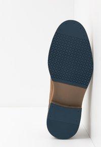 Madden by Steve Madden - SARRON - Šněrovací boty - cognac - 4