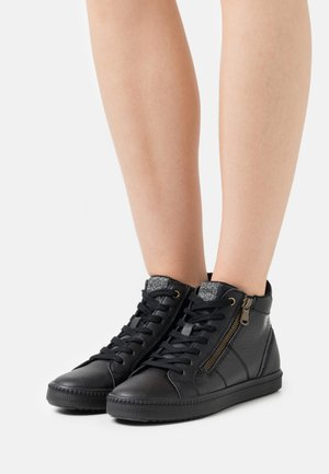 BLOMIEE - High-top trainers - black