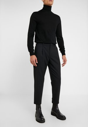 PAGE - Trousers - black