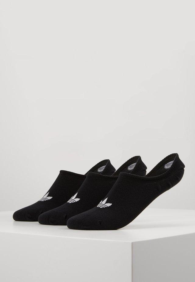 LOW CUT SOCK 3 PACK - Calcetines - black