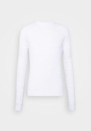 BRIGHAM - Jersey de punto - vintage white