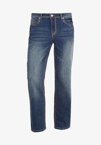 Jan Vanderstorm - TIEFBUNDJEANS JANI - Relaxed fit jeans - blau - 4