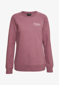 Burton - KEELER CREW - Sweatshirt - rose brown - 4