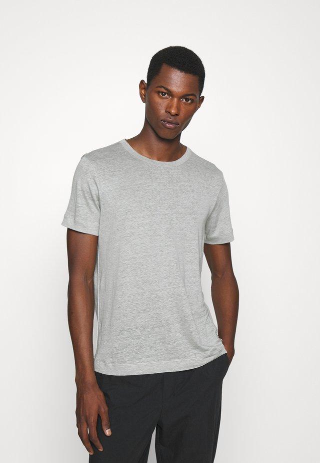 CREW - Basic T-shirt - sage