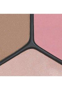 IsaDora - FACE SCULPTOR - Face palette - cool pink - 4