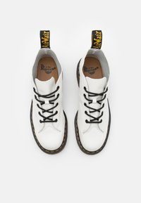 Dr. Martens - CHURCH MONKEY BOOT UNISEX - Lace-up ankle boots - white - 3