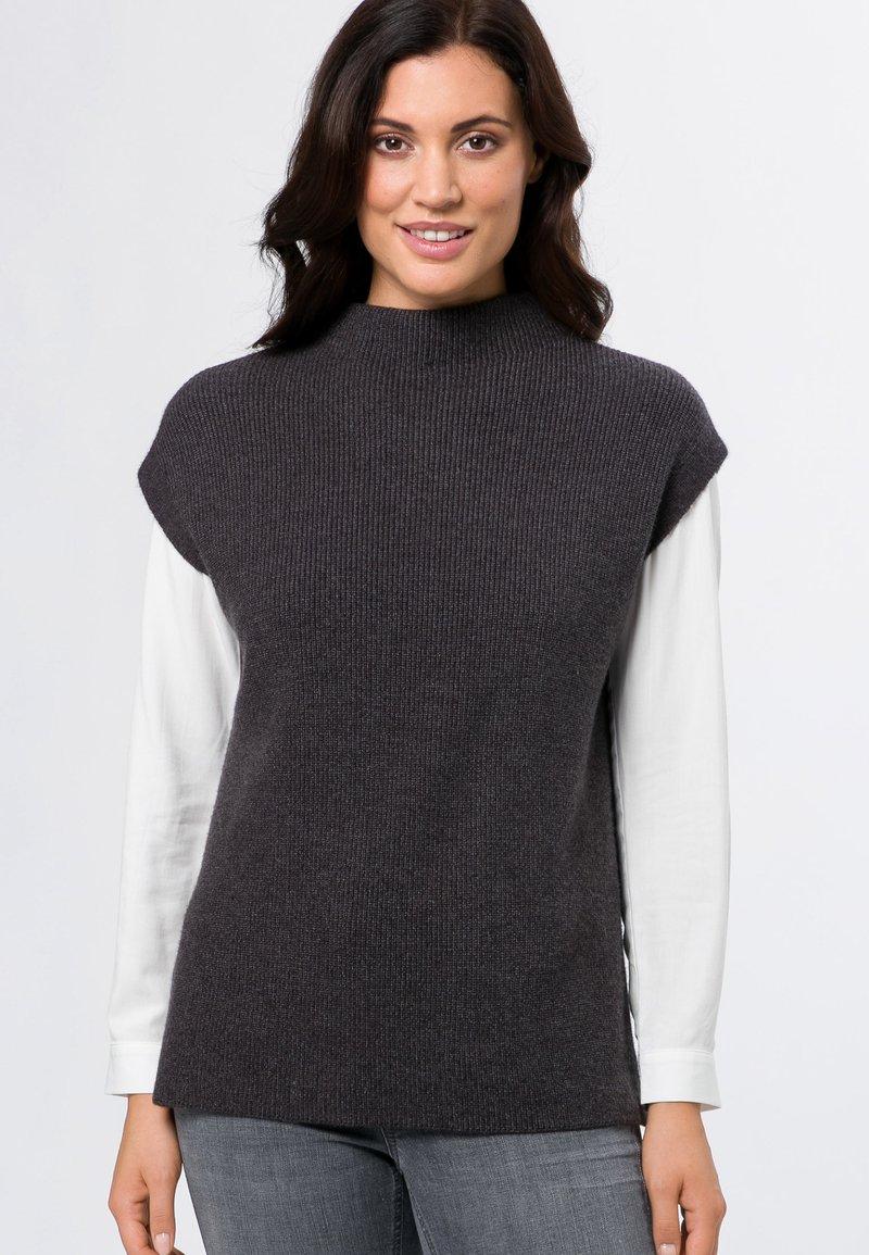 zero - Basic T-shirt - anthracite-m
