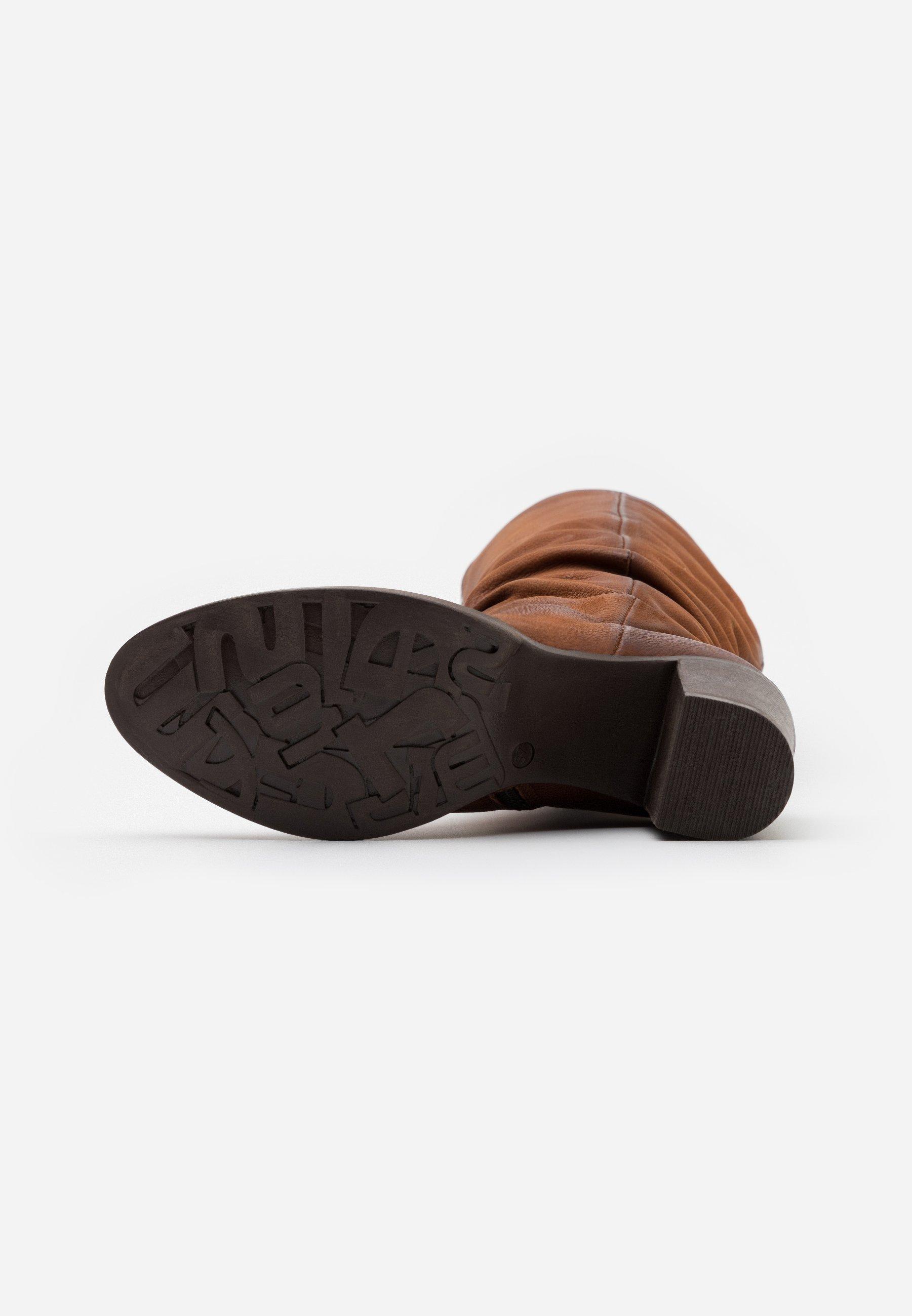 MJUS Stiefel penny/cognac
