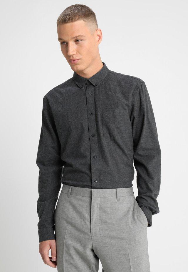 JAY - Skjorter - carbon melange