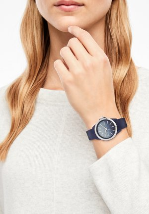 Watch - dunkelblau