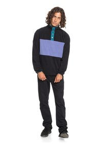 Quiksilver - IACU POLAR  - Fleece jumper - black - 1