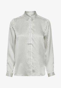 InWear - LEONORE  - Button-down blouse - black/white - 6