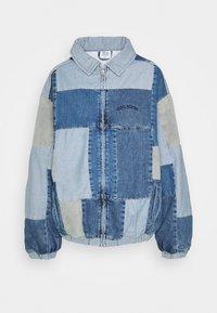 BDG Urban Outfitters - PATCHWORK BILLY JACKET - Denim jacket - denim - 4
