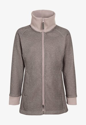 ADRIANA - Fleece jacket - softstone