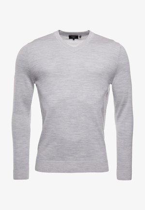Pullover - grey marl