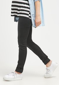LOVE2WAIT - SOPHIA - Slim fit jeans - charcoal - 3