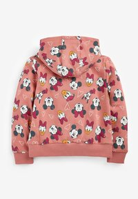 Next - FLURO - Zip-up sweatshirt - orange - 1
