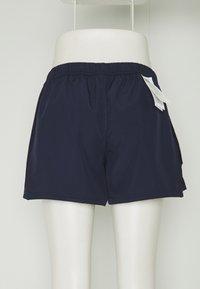 ASICS - COURT SHORT - Korte sportsbukser - peacoat/brilliant white - 3