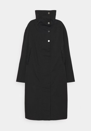 HEIDI WOMENS COAT LONG - Waterproof jacket - black