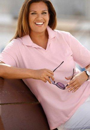 Polo shirt - hellrosa