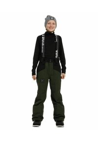 Rehall - DIGGER-R - Snow pants - olive - 0