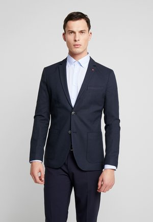 CASUAL STRUCTURE - Suit jacket - navy