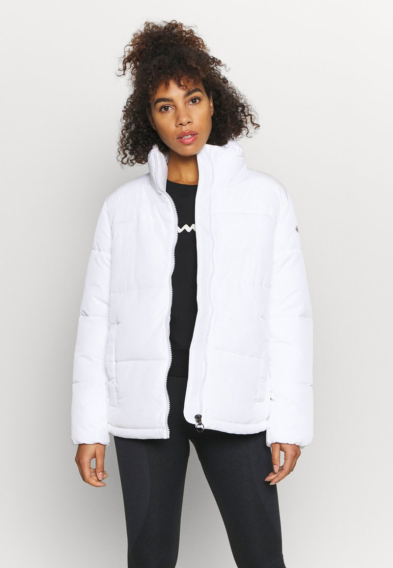 Champion - JACKET ROCHESTER - Winter jacket - white