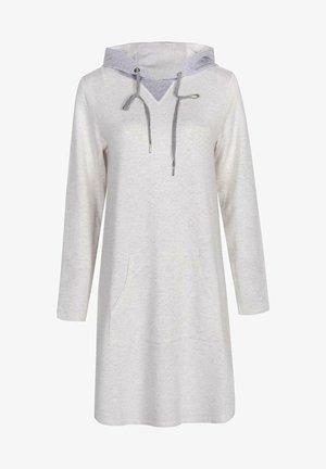 WHITNEY - Kjole - white/grey