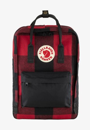 RE-WOOL 18L - Rucksack - red