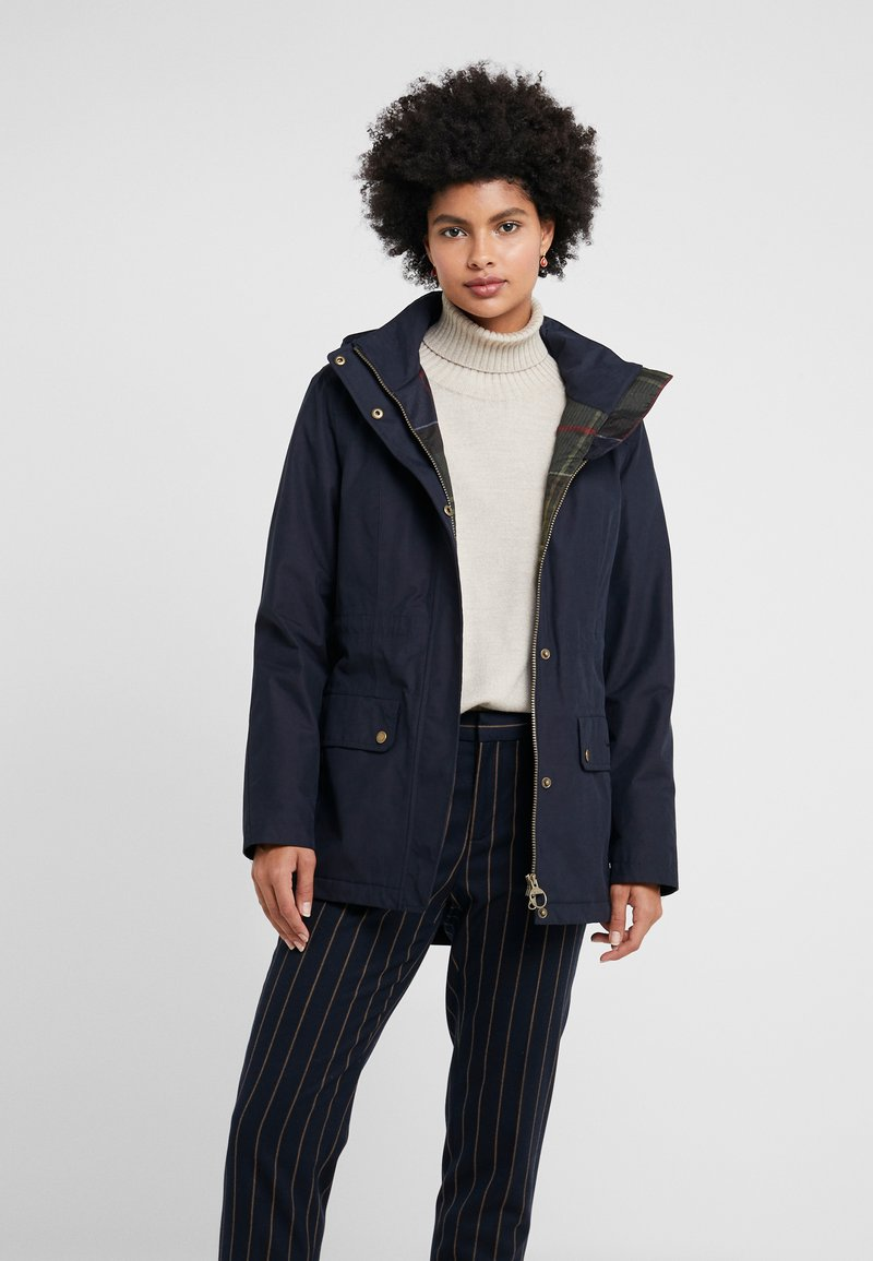 Barbour - DRYBURGH JACKET - Parka - navy/classic