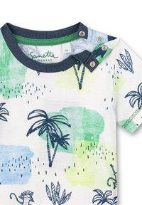 Sanetta Kidswear - Print T-shirt - grün - 2