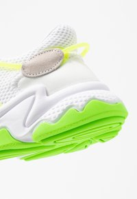 adidas Originals - OZWEEGO ADIPRENE+ RUNNINIG-STYLE SHOES - Trainers - footwear white/super yellow/super green - 2