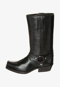 Kentucky's Western - Cowboy/Biker boots - black - 0