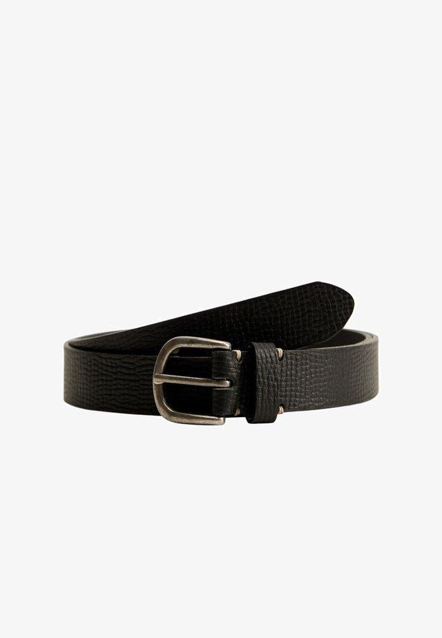 RUBEN - Belt - noir