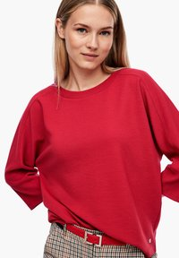 s.Oliver - Sweatshirt - dark red - 4