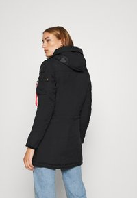 Alpha Industries - POLAR JACKET - Winter coat - black - 4