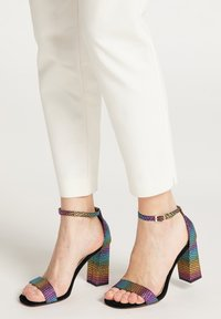 IZIA - Sandalen met hoge hak - multicolour - 0