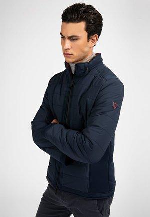 Winter jacket - mehrfarbig, grundton blau