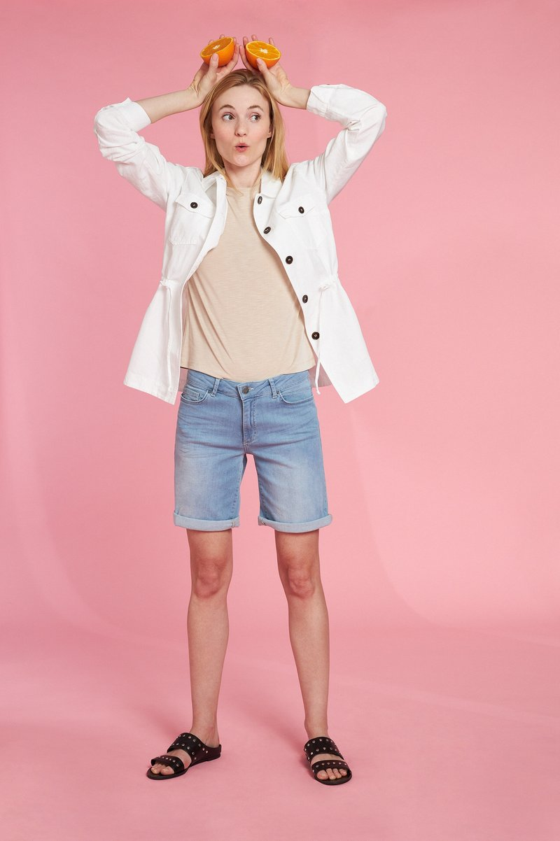 More & More - Summer jacket - offwhite