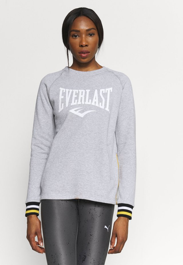Sweater - grey/white