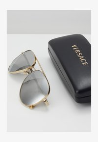 Versace - Sunglasses - pale gold-coloured - 1