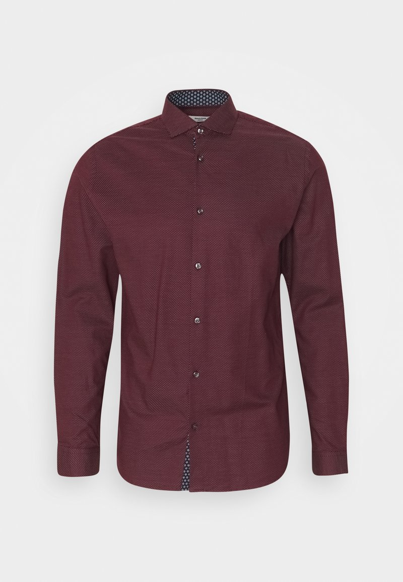 Jack & Jones PREMIUM - JPRBLAOCCASION STRUCTURE - Formal shirt - red mahogany