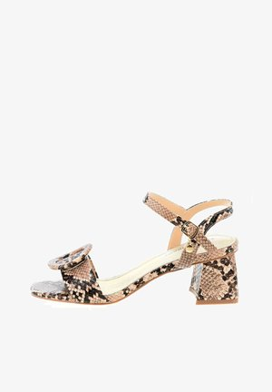 CORTANO - Sandals - braun