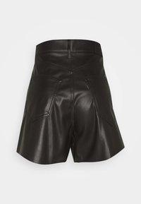 Levi's® - FAUX LEATHER - Pantalón de cuero - leather night - 1