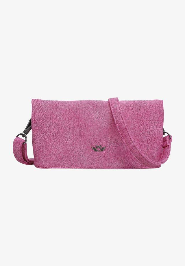Schoudertas - squeezy pink