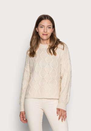 TULA - Pullover - french nougat