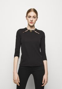 Lauren Ralph Lauren - Long sleeved top - polo black - 0