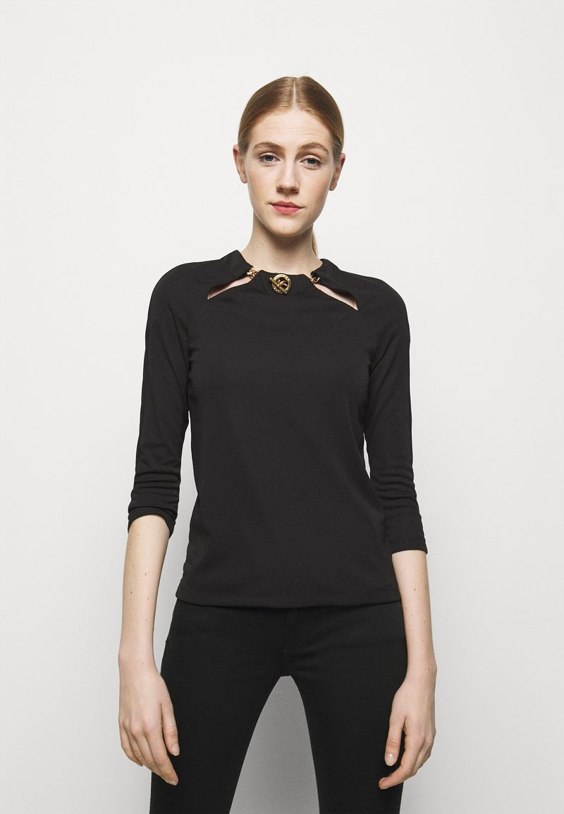 Lauren Ralph Lauren - Long sleeved top - polo black